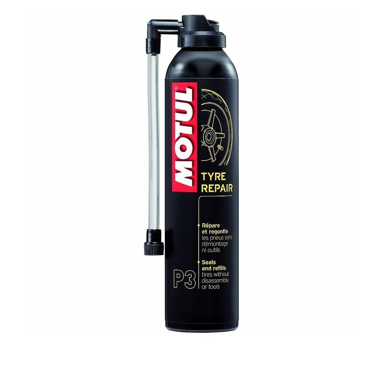 Reparador De Pneus Motul Tyre Repair P3 Spray 300ml