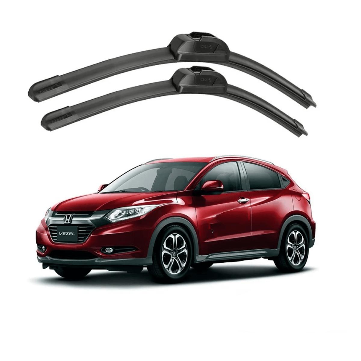 Palheta Limpador Honda Hrv 2015 2016 2017 18 Original Bosch em até 6x sem juros