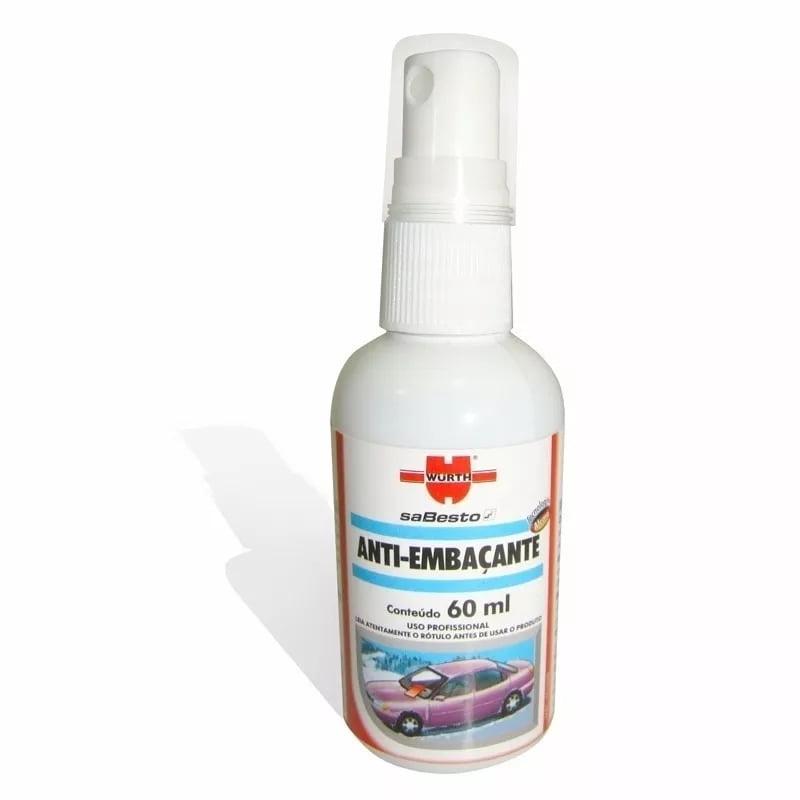 Limpeza Automotiva Anti Embaçante Wurth 60ml