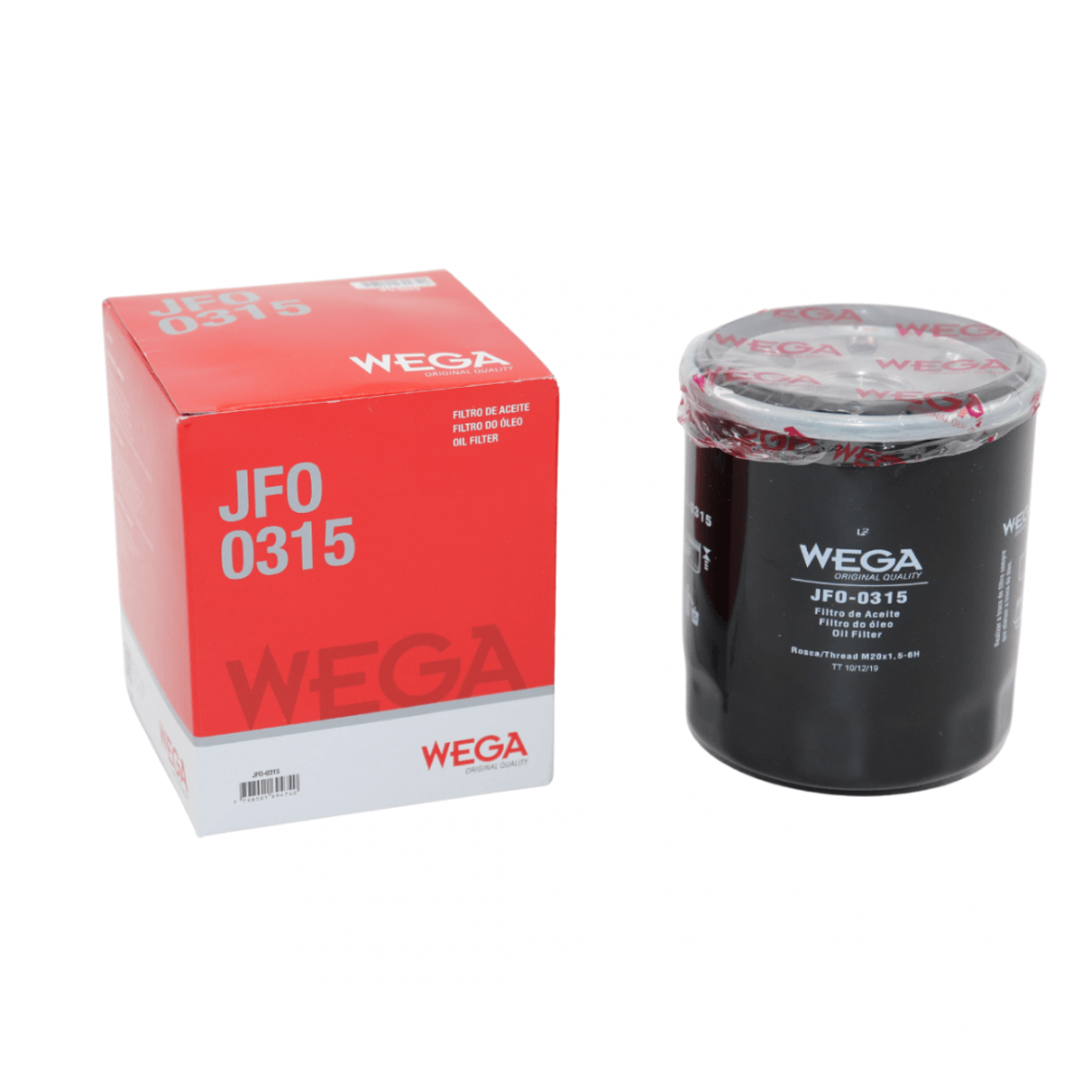 Filtro de Oleo Wega JFO0315 / Tecfil PSL130 em até 6x sem juros