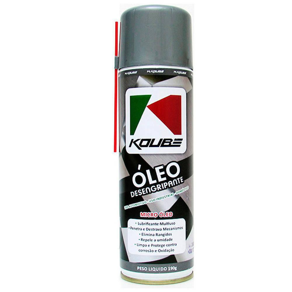 Óleo Desengripante Spray Koube 300 Ml