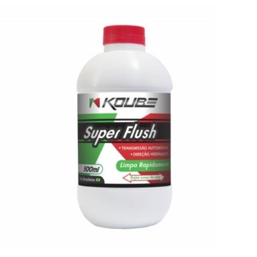 Limpeza Automotiva Direção Hidráulica Super Flush Koube 500ml