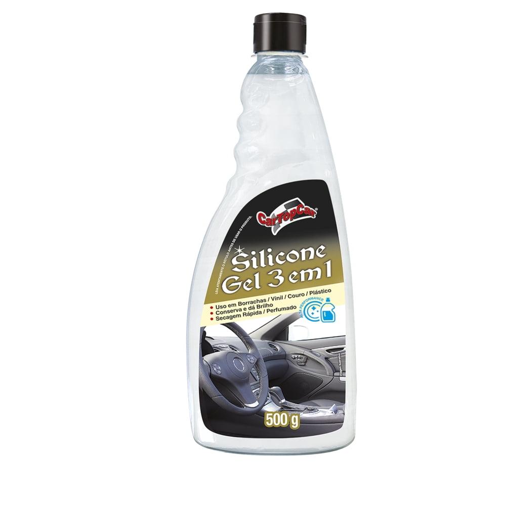 Limpeza Automotiva Silicone Gel 3 Em 1 500G