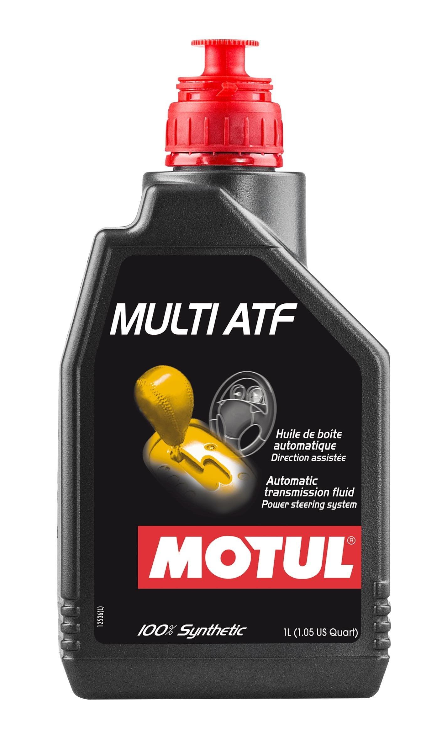 Oleo De Cambio Motul Multi Atf Cambio Automatico Sintético 1lt