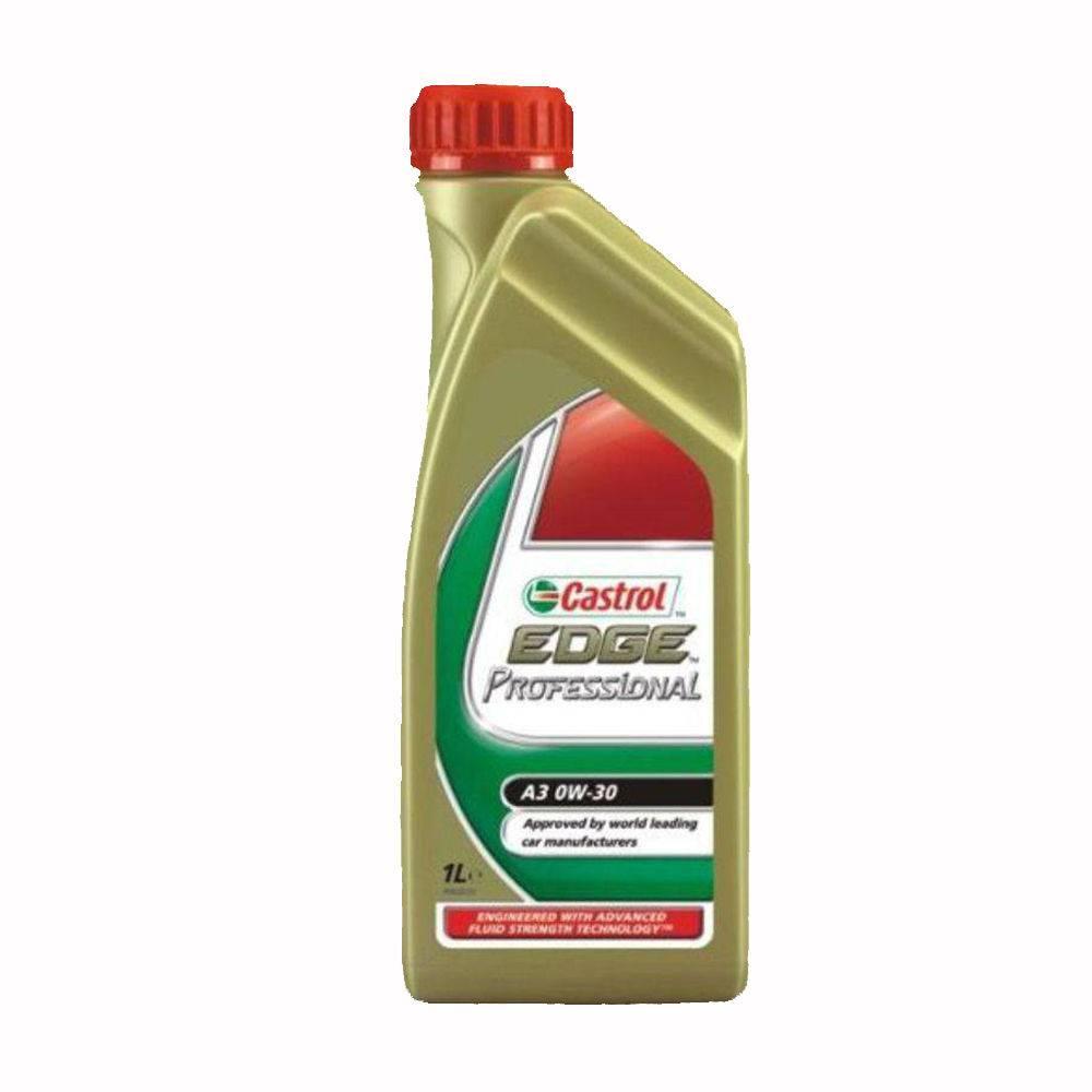 Oleo Castrol Edge 0w30 Profissional Api SL A3/B4 1L em até 6x sem juros