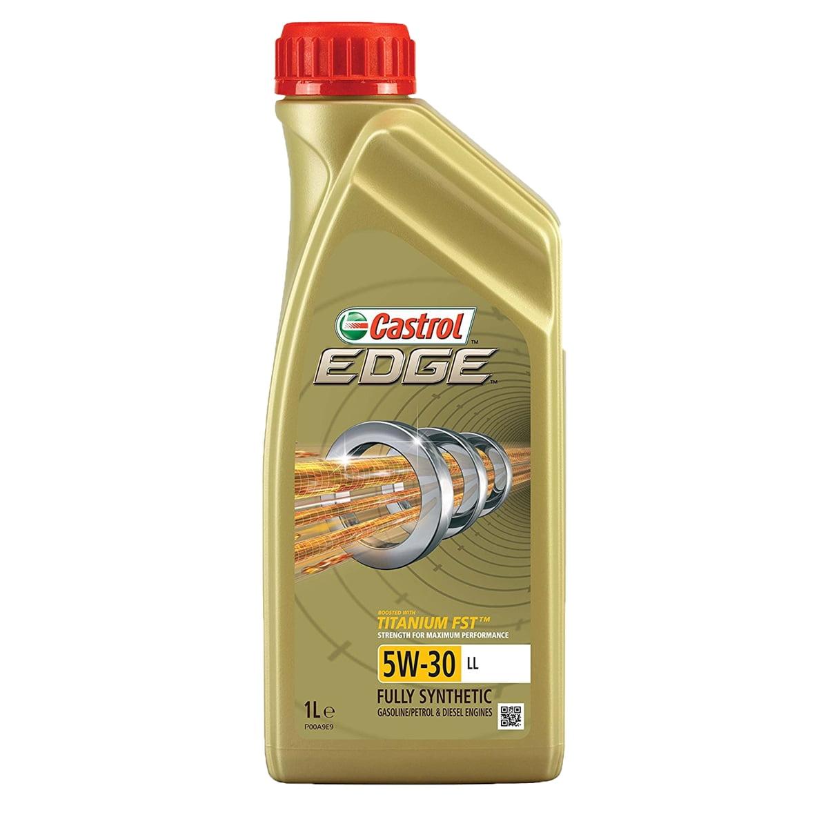 Oleo Castrol Edge 5w30 Profissional API SN C3 1L Original Amarok