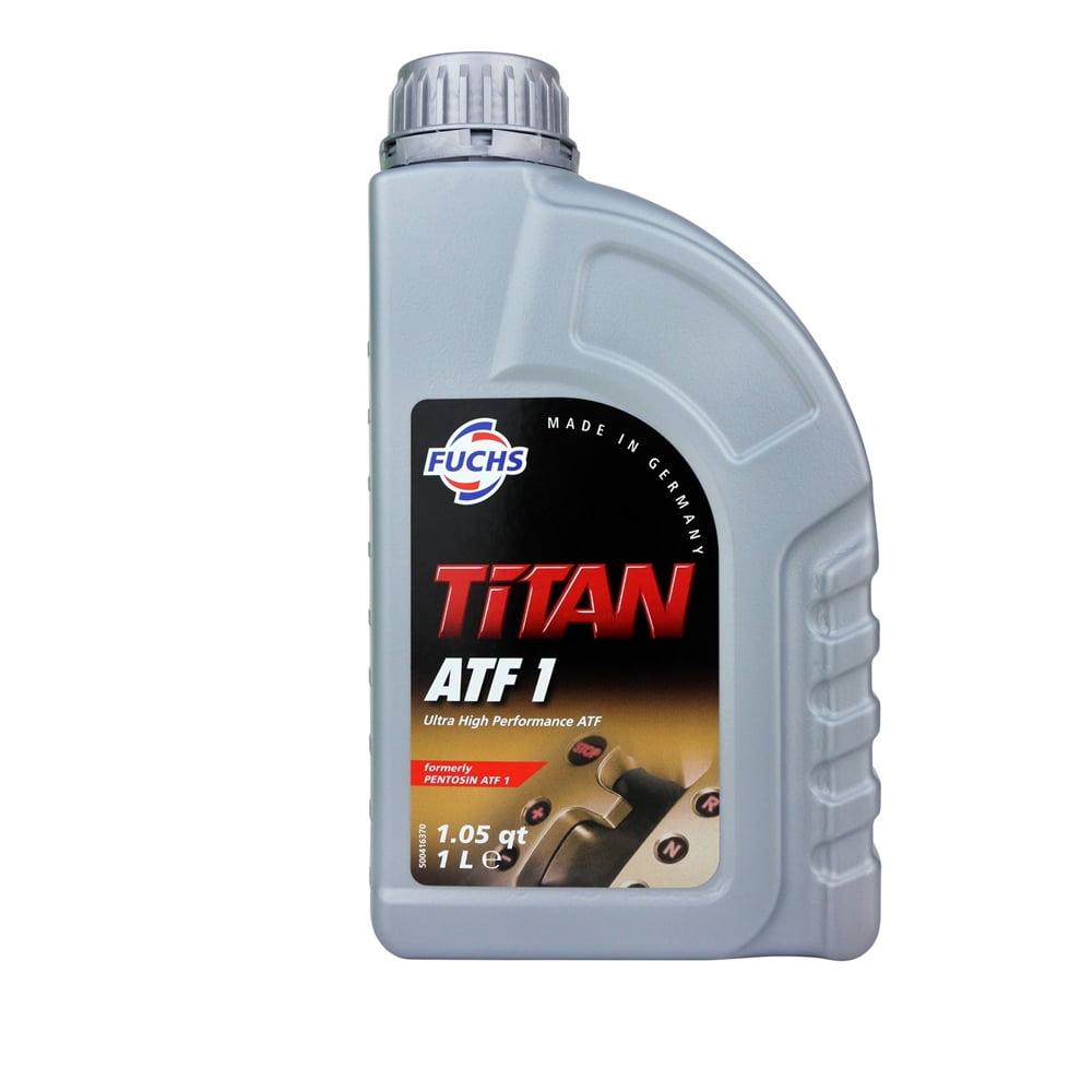 Oleo De Cambio Automático Fuchs Titan Atf 1 Sintético 1lt em até 6x sem juros