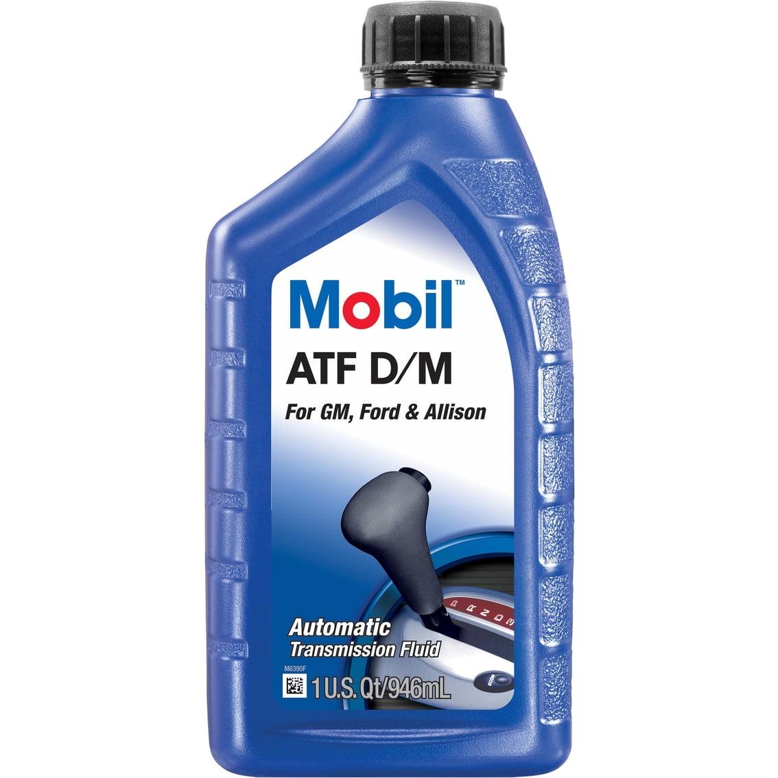 Oleo Para Cambio Automatico Mobil ATF D/M 1lt em até 6x sem juros