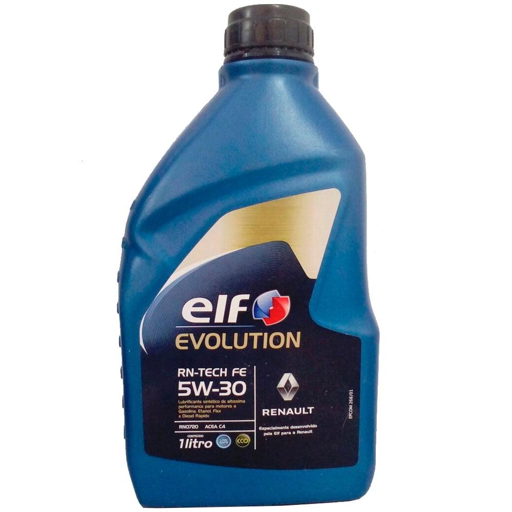 Oleo de Motor 5w30 Elf Full Tech C4/C3 Sintético 1lt em até 6x sem juros