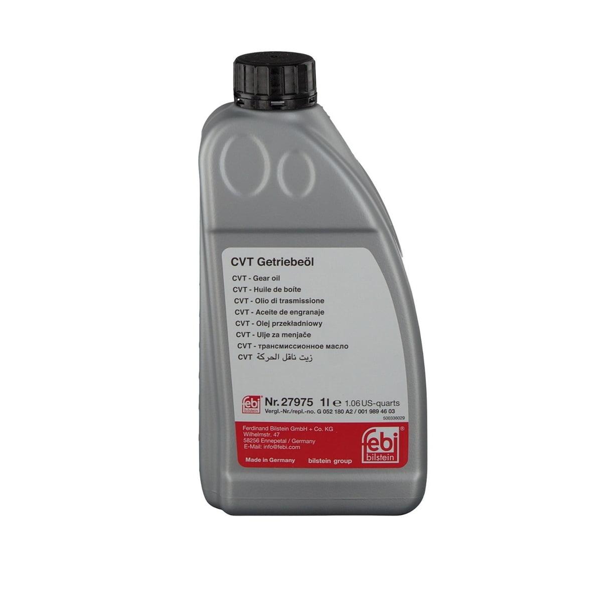 Oleo De Cambio Automático Febi Bilstein 27975 ATF CVT 1lt