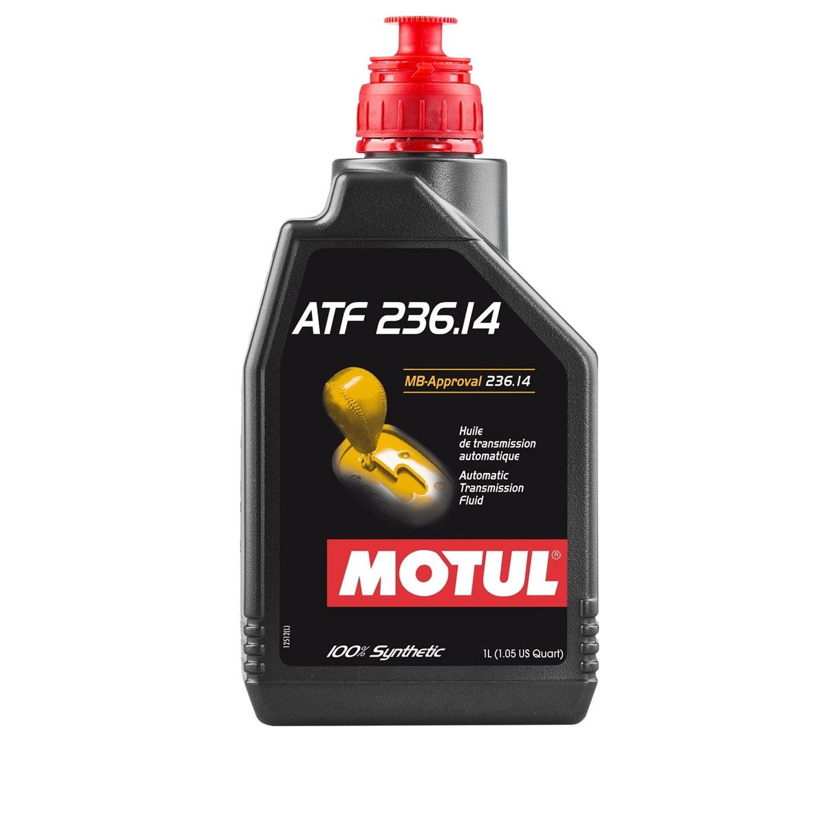 Oleo De Cambio Automático Motul ATF 236.14 100% Sinético 1LT