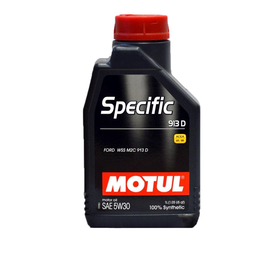 Oleo De Motor 5w30 Motul Specific Ford 913D sintético 1l