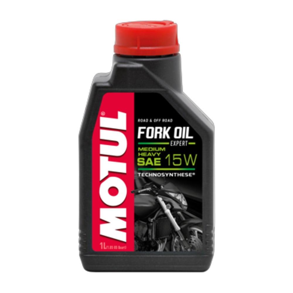Oleo Suspensão Motul Fork Oil Expert Medium/heavy 15w 1lt em até 6x sem juros