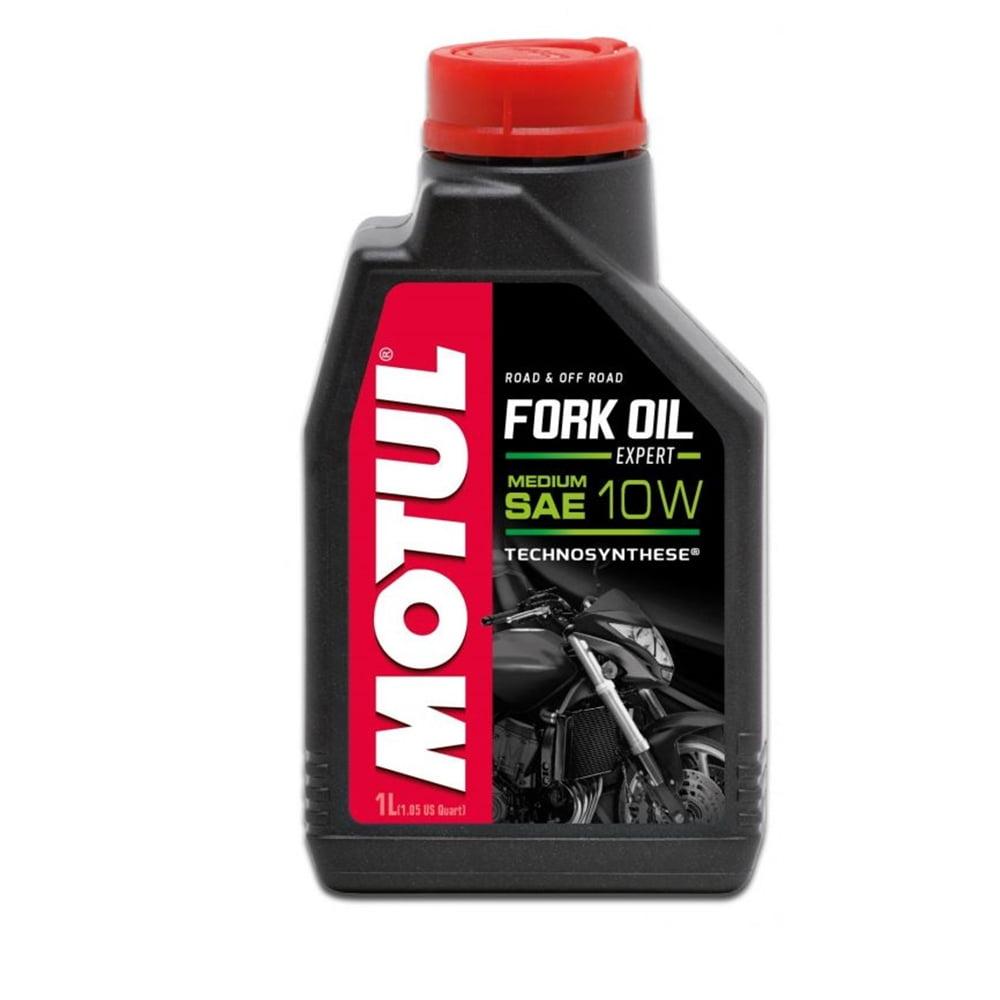 Oleo Suspensão Motul Fork Oil 10w Expert Medium 1lt