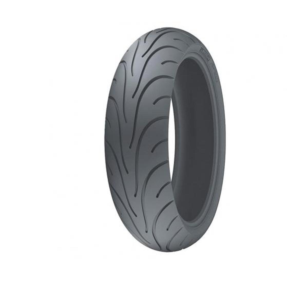 Pneu Traseiro Moto Michelin 180/55-17 Road 2