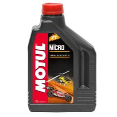 Oleo De Motor Motul Micro 2T Sintético 2Lt