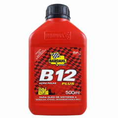 Aditivo Para Oleo De Motor Bardahl B12 Plus 500 Ml