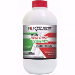 Limpeza Automotiva Motor Hiper Flush Corretivo Koube 500ml