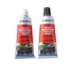 Reparador Plastico Replast Wurth 190g