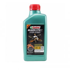 Oleo de Motor 5w40 Castrol Magnatec API SN A3/B4 1Lt
