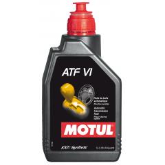 Oleo Motul Atf VI Cambio Automático Sintético 1Lt