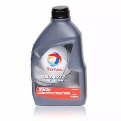Oleo De Motor Total Quartz Ineo Ecs 5w30 Motor Sintético 1lt