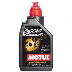 Oleo Cambio Motul Gear Competition FF 75w140 1lt em até 6x sem juros
