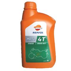 Oleo De Moto Repsol Rider BXT 20w50 4T Mineral 1lt