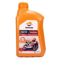 Oleo Repsol RP Moto Racing 10w50 4T Sinético 1lt