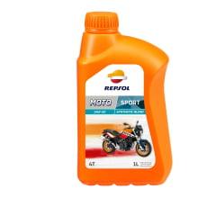 Oleo Repsol Moto Sport 15w50 4T Semi-sintético 1lt