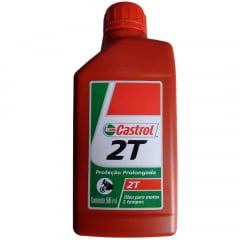 Oleo De Motor Castrol 2t Jaso Fb 500 Ml