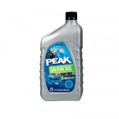 Oleo De Motor 5w30 Peak Dexos 1 Sintético SN 1lt em até 6x sem juros