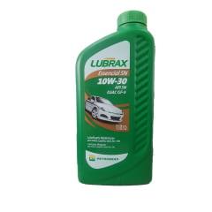 Oleo de Motor Lubrax 10w30 Lubrax Essencial Api SN 1Lt