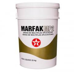 Graxa De Múltiplas Aplicações Marfak MP2 20KG