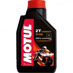 Oleo De Moto Motul 710 2T 100% Sintético Éster