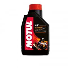 Oleo de Moto Motul 7100 5w40 4T API SN 1lt