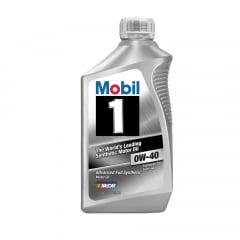 Oleo De Motor 0w40 Mobil 1 Sintético API SN 946 ML