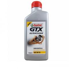 Oleo Castrol GTX Ultraclean 5w30 Semissintético 1lt