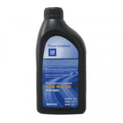 Oleo de Motor Gm 5w30 Genuíno Semi-sintético Api SN 1lt
