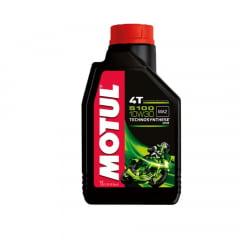 Oleo Motul 5100 10w30 4t Semi Sintético 1lt